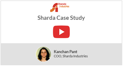 Sharada Industries' Success Story with Vaultastic